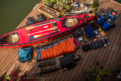 Here's everything you need to bring on a canoe expedition across North-America!