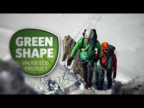 VAUDE green shape video